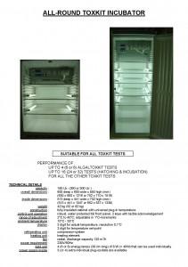 all-round toxkit incubator